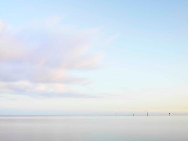 Ocean Land Photography Art | DE LA Gallery