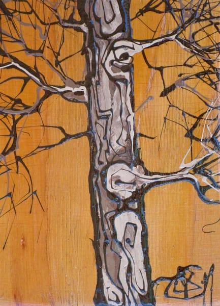 Black Country Tree, 8x10 | buchanart