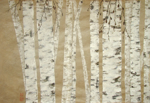 White Woods Art | donnadacuti