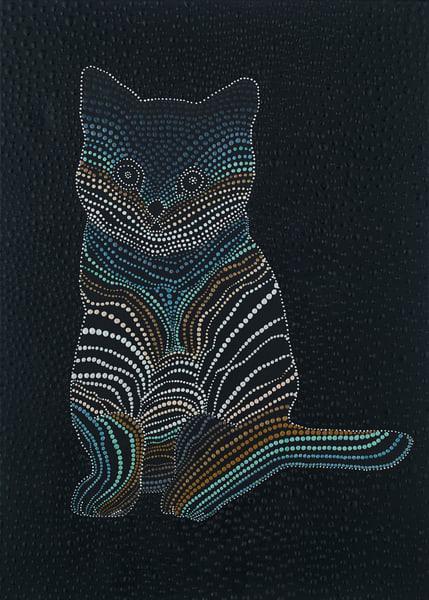 Meow Meow Print