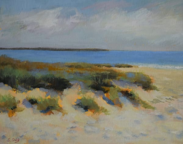 Cape Cod Seascape Painting