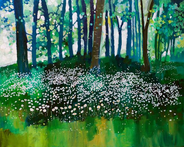 Spring Flowers Original Painting