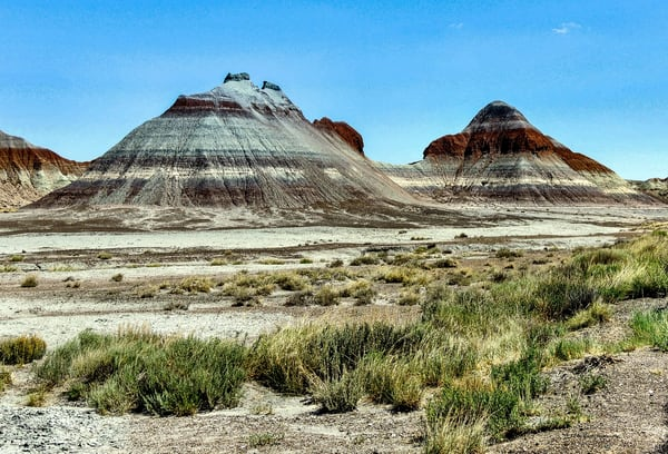 Painted Desert Photography Art | N2 the Woods Photography