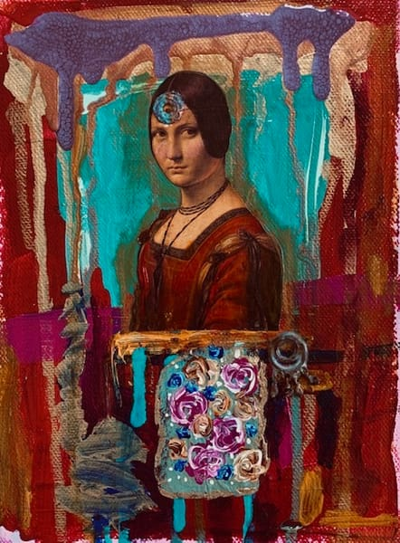 She Persisted Art | Friday Harbor Atelier