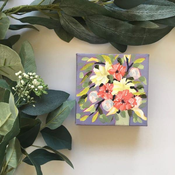 I've Got Joy Mini Art | Kristin Webster Art Studio