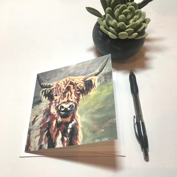 Harry Card Set Art | Kristin Webster Art Studio