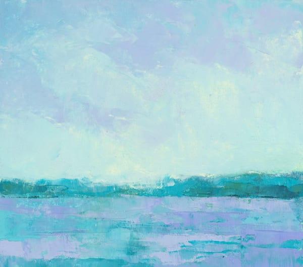 """Reflected Lavender II"", by Cameron Schmitz"