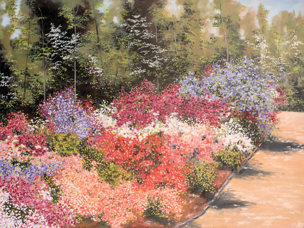 Azalea Hill  Art | Chris Doyle Fine Arts