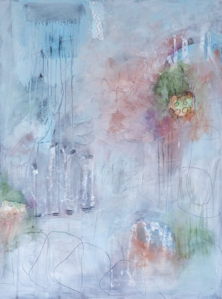 Coastal Conundrum Art | Claire Gowdy Art