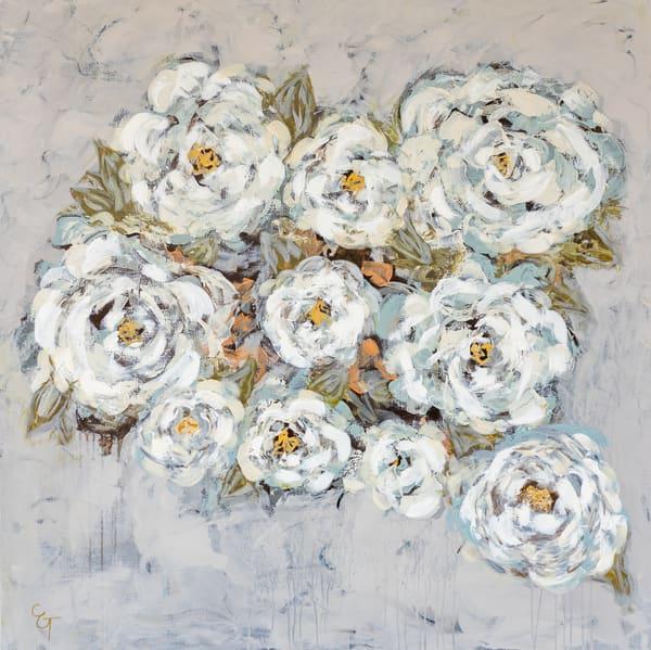 White Camellias Art | Claire Gowdy Art