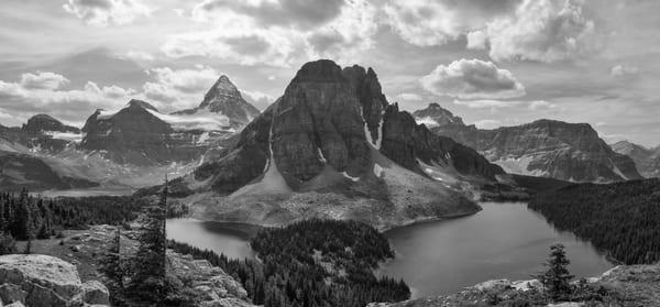 Sunburst Peak Photography Art | Namaste Photography