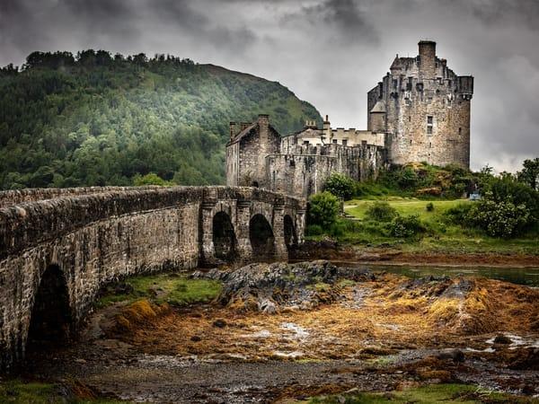Bridge to Donan| Randy Sedlacek Photography