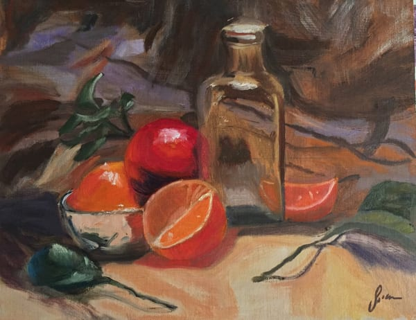 Apples And Oranges Art | Scott Dyer Fine Art