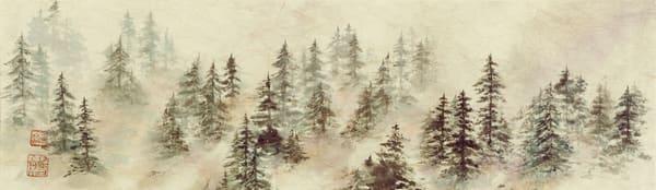Morning Mountain 1 Art | donnadacuti