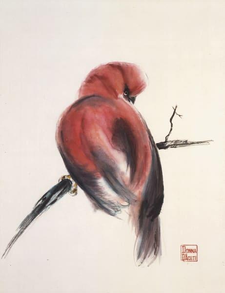 Looking Back Art | donnadacuti