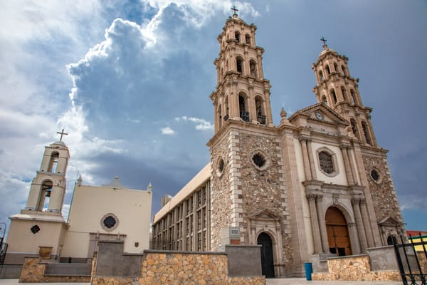 Juarez Cathedral | El Paso Art Photography