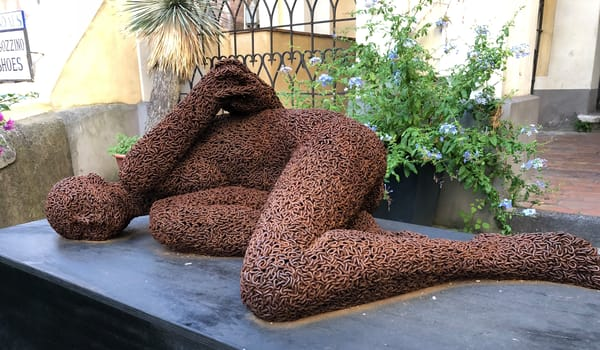 'sculpture Garden..Capri, It' Art | Cera Arts