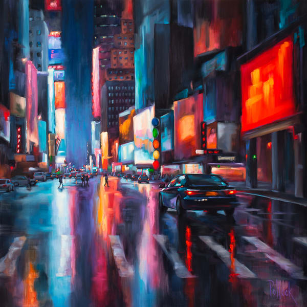 Phosphorescence fine art print   Sarah Pollock Studio