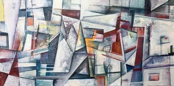 Postal Route Art | Kristyn Watterworth