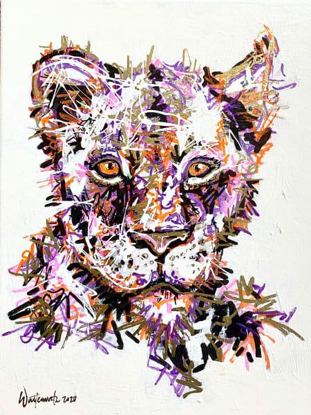 Leila Art | Kristyn Watterworth