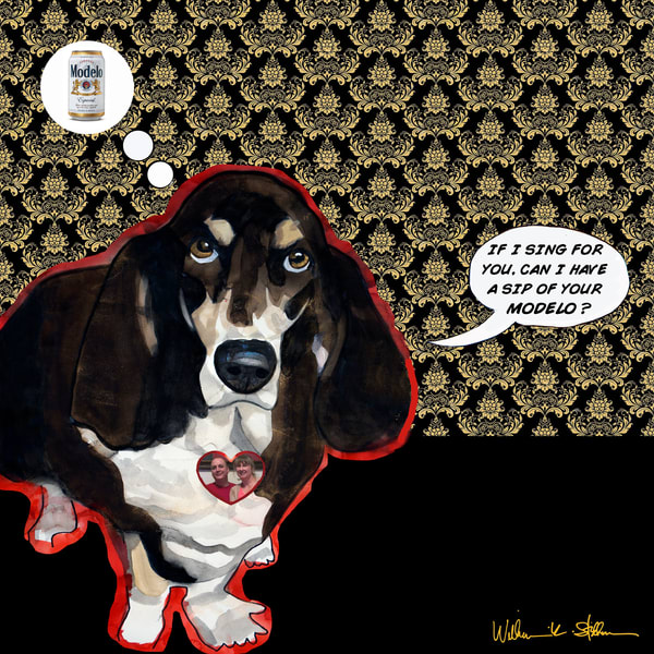 Joel Dog O Art | William K. Stidham - heART Art