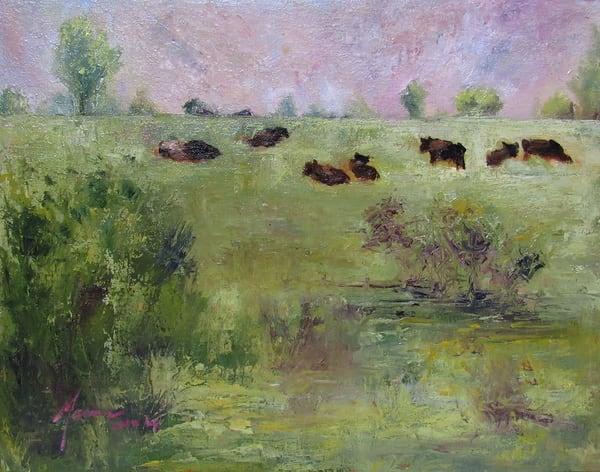 Early Morn Art | Marian Pham Art LLC