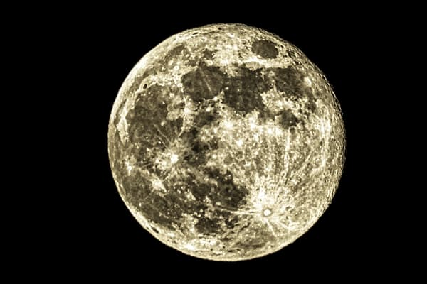 Full Flower Moon May 2020 by Keith R Wahl, Made From RI Gallery