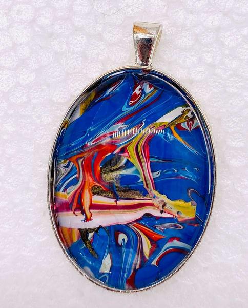 Surf Medalion Art | Rowena Art Shop