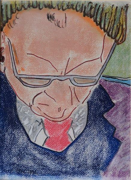 'the Reader' I Art | Cera Arts