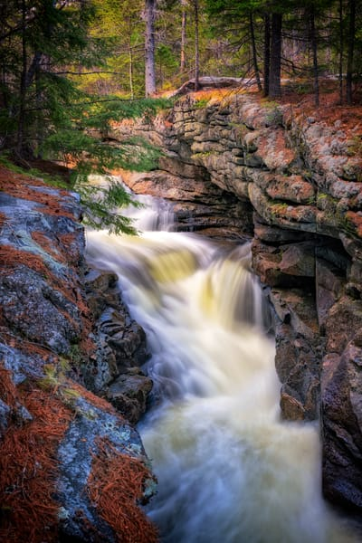 Devil's Den Falls | Shop Photography by Rick Berk