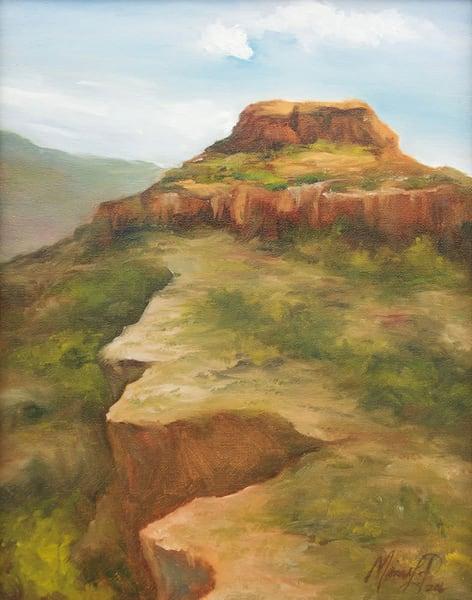 Moab Slick Rock Art | Marian Pham Art LLC