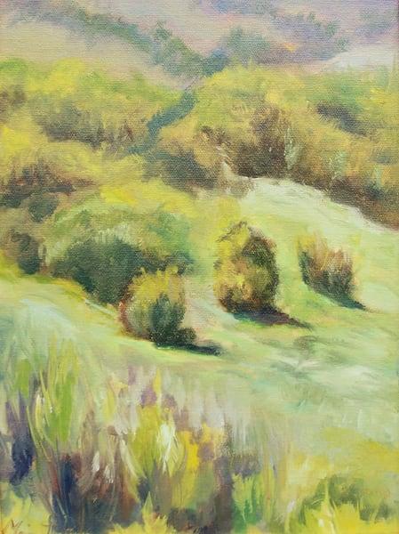 View At Jordanelle Reservoir Art | Marian Pham Art LLC