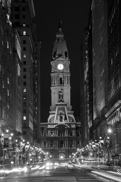 City Hall - Philadelphia - Michael Sandy Photography