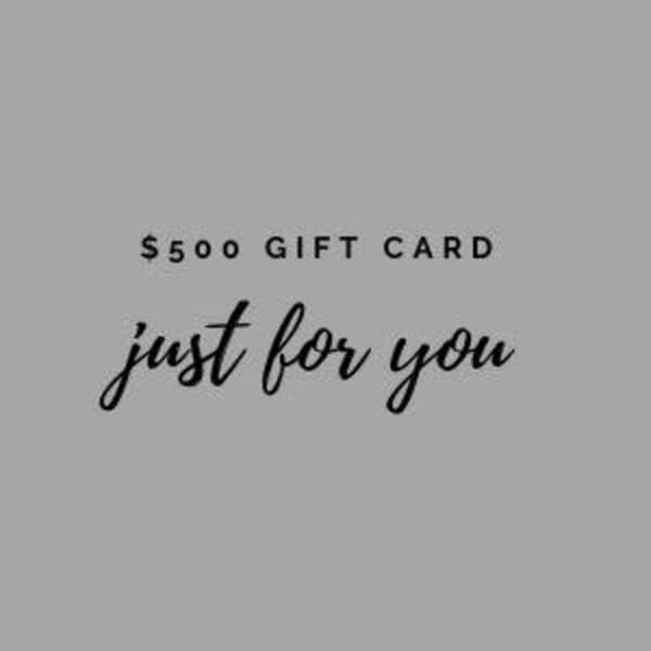 $500 Gift Card | Terry Sauve Fine Art
