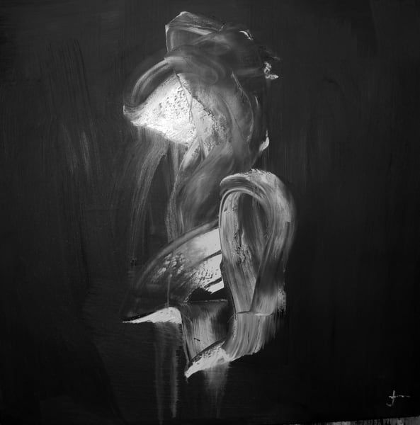 Noir Et Blanc Homage To The Black White Masters Art | Jerry Hardesty Studio