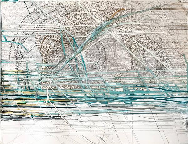 Obsessive 7, 2018 Art | Artist Rachel Goldsmith, LLC