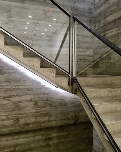 Gallery Stairs