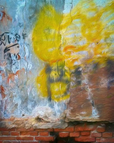 Wall Paintings   Urban Decay Series Art   smalljoysstudio