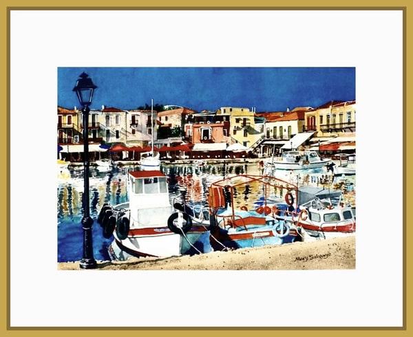 Venetian Harbor Rethymno II