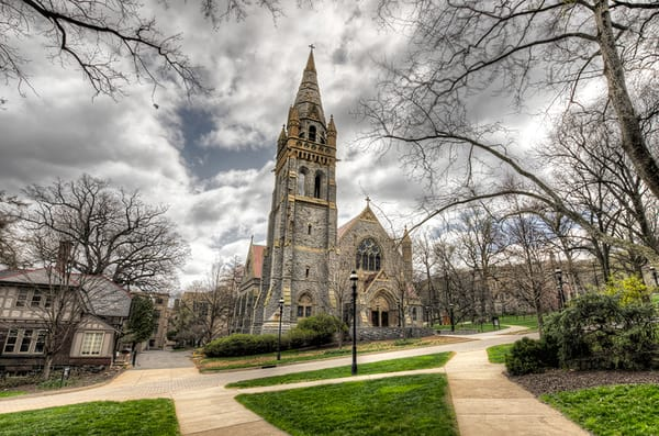 Packer Chapel - Lehigh University - Michael Sandy Photography