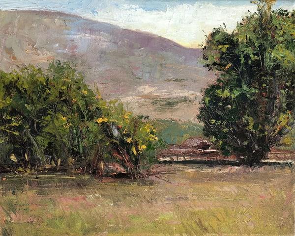 At The Midway Ranch Art | Marian Pham Art LLC