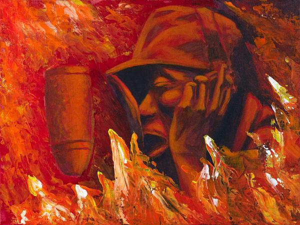 MC-Fire - By Stephen Macias