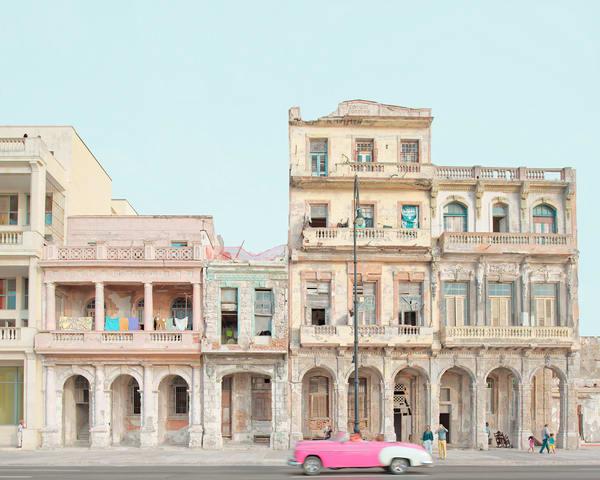 Lost Havana Classic Photography Art | DE LA Gallery