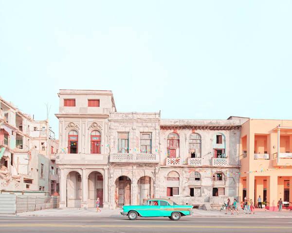 Lost In Malecon Photography Art | DE LA Gallery