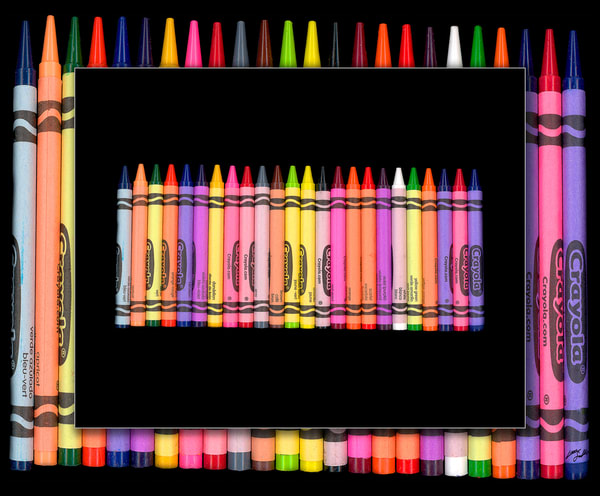 Coloring Anyone 3 D Photography Art   Whispering Impressions