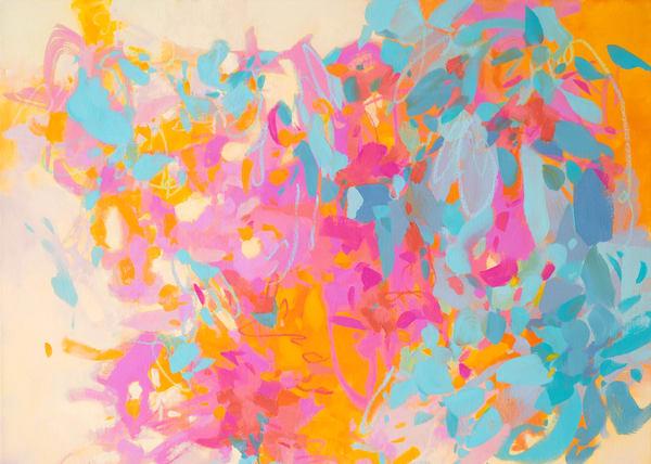 Jubilant Discoveries  Ii Art   Cameron Schmitz Fine Art