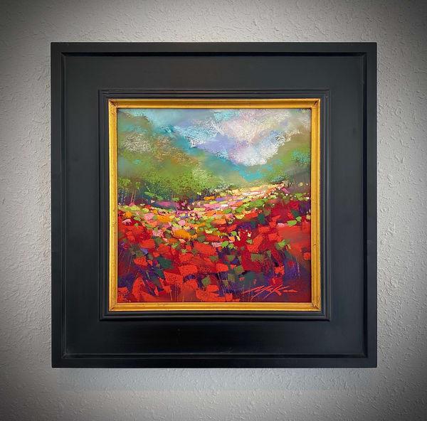 Study In Scarlet Art | Michael Mckee Gallery Inc.