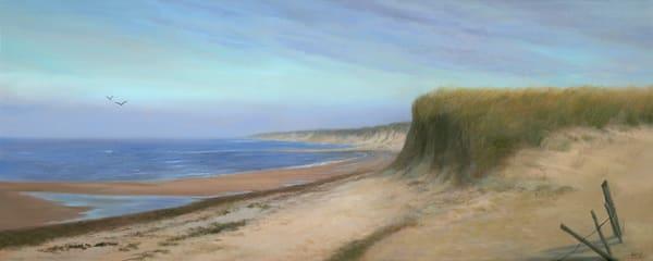 Cape Cod Beach, Panoramic Art | Tarryl Fine Art