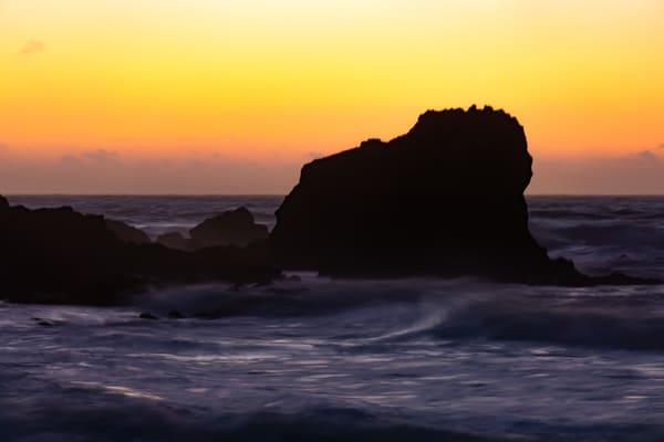 Rockaway Sunset In January Photography Art | Ron Olcott Photography