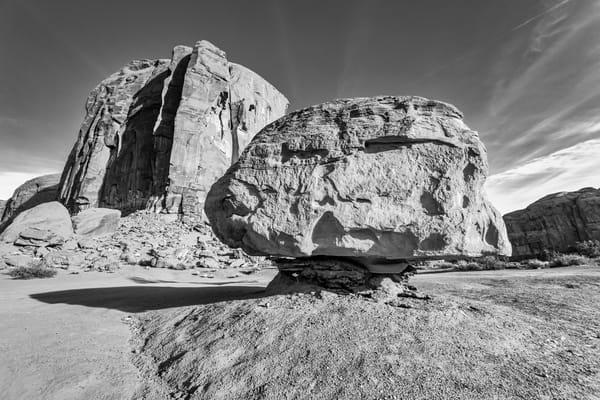 Spearhead Mesa's Balancing Rock Photography Art | Andy Crawford Photography - Fine-art photography